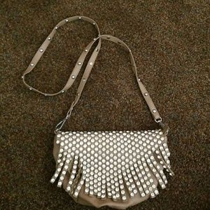 Handbags - Crossbody jeweled purse